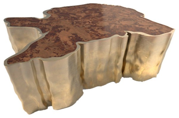 24 sequioia table brabbu boca do lobo koket manufactory luxurious furniture meble luksusowe interior design handmade