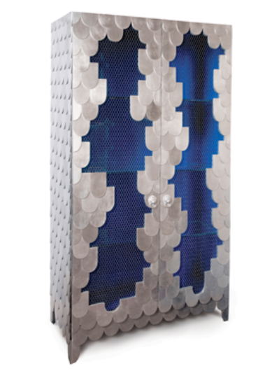 29 oporto glass cabinet silver leaf boca do lobo brabbu koket manufactory luxurious furniture meble luksusowe interior design handmade