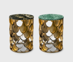 6_Koi_Side_Table luxurious interior design meble luksusowe