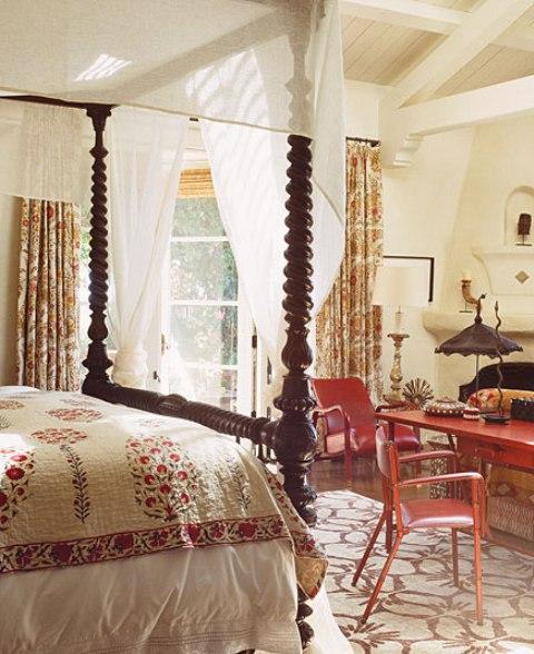 9 hacienda horse ranch kathryn ireland santa fe mexican rustic style styl meksykanski rustykalny dom w kalifornii california retreat interior design projektowanie