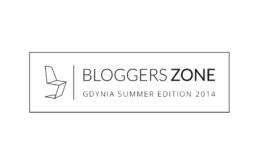 POSTER Bloggers Zone Gdynia Summer Edition 2014 interior design projektowanie wnetrz blogi o wnetrzach