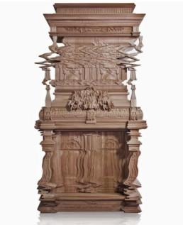 1 Ferruccio Laviani Good Vibrations for Fratellli Boffi unusual furniture design designerskie meble wloskie nietypowe projekty mebli