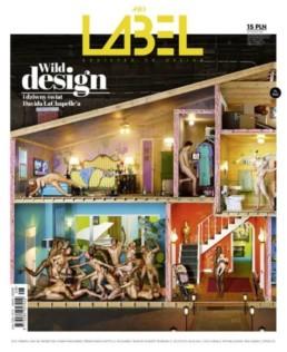 1 Label Magazine interior design bloggers Stahl House Ayala Serfaty Jonathan Adler Dedon Atomic lamp by Dellightfull Boa sofa by the Campana brothers designerskie meble projektowanie wnetrz