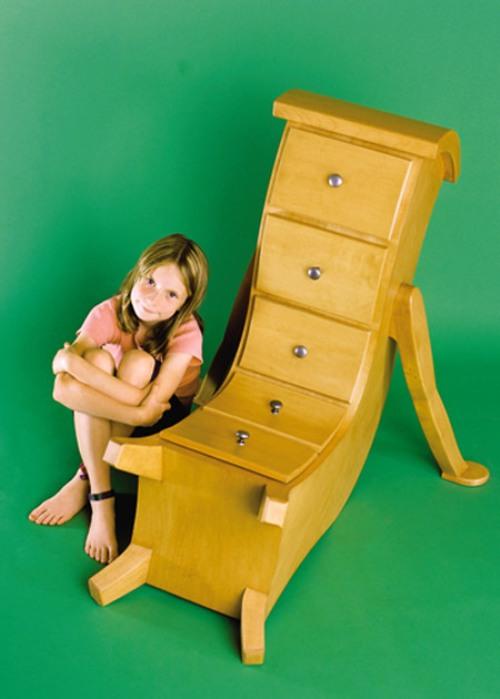 3 nietypowe pogiete meble twisted and curved furniture design funny interior ideas pomysly na ciekawe wnetrze