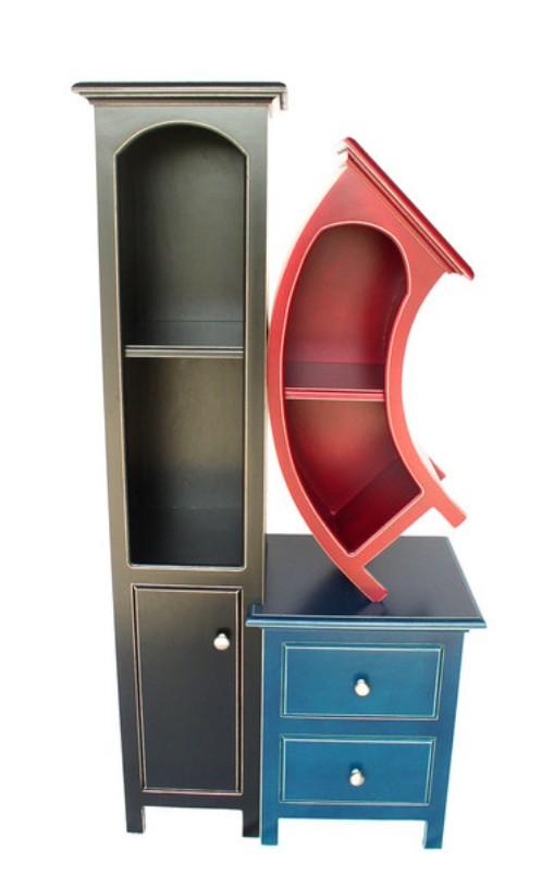 5 nietypowe pogiete meble twisted and curved furniture design funny interior ideas pomysly na ciekawe wnetrze