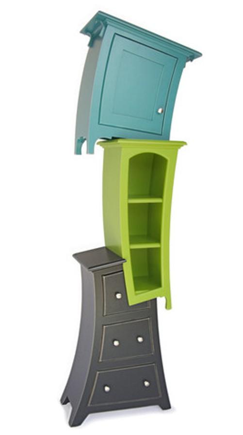 6 nietypowe pogiete meble twisted and curved furniture design funny interior ideas pomysly na ciekawe wnetrze
