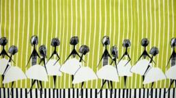 Alicja Wyszogrodzka, Instytut Wzornictwa Przemysłowego, tkanina dekoracyjna polski design polish design lodz design festival