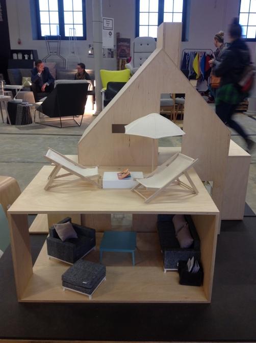 1 wooden dollhouse drewniany domek dla alek boomini lodz design festival must have awards polish design polskie projekty