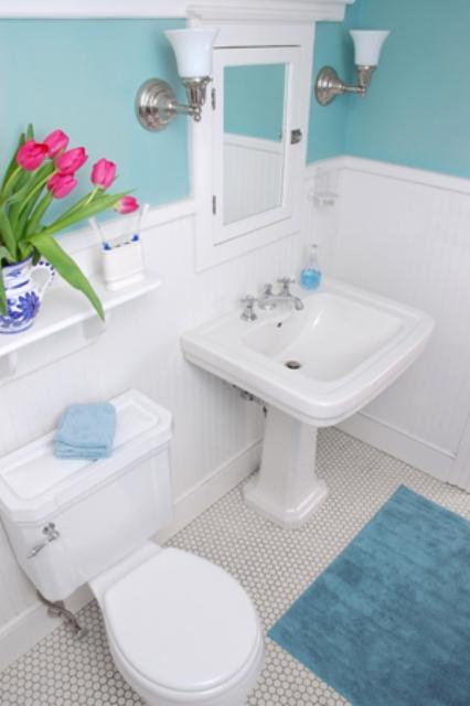 14_Aranzacja_malej_lazienki_pokoj_kapielowy_small_bathroom ideas projektowanie wnetrz iterior design