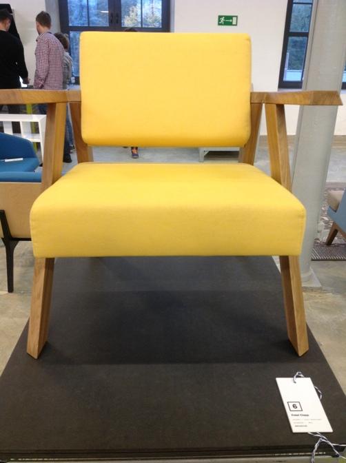 16 Fotel Clapp projekt Piotr Kuchciński  producent Noti must have awards polish design polskie projekty drewniane vintage furniture meble klasyczne
