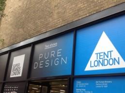 3 old brewery superbrands tent london design festival furniture fair targi designu designerskie meble