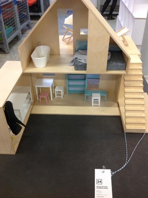 3 wooden dollhouse drewniany domek dla alek boomini lodz design festival must have awards polish design polskie projekty