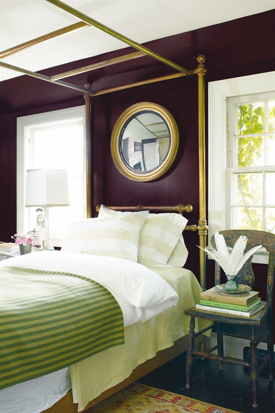 7 benjamin moore color of the year trends 2015 guilford green interior design wall decor projektowanie wnetrz kolor do domu