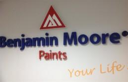 1 benjamin moore paints wall decor farba tablicowa interior design projektowanie wnetrz malowanie mieszkania