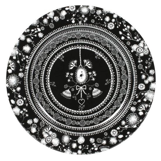 20 black flowers wall decoration interior design czarne kwiaty sciana naklejka tapeta projektowanie wnetrz missoni