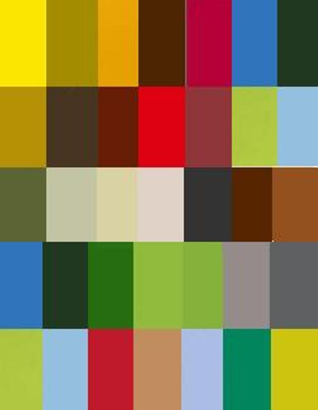 26 colors of the fall pantone palette kolory jesieni projektowanie wnetrz interio design inspiracje home decor ideas pomysly do domu