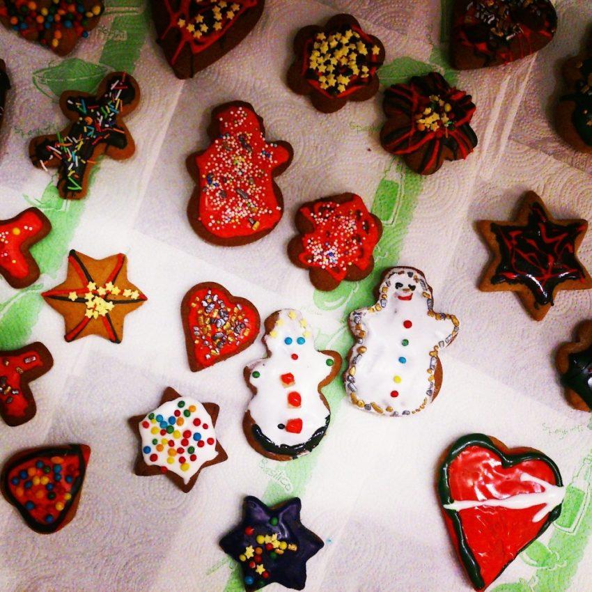 6 christmas cookies xmas gingerbread pastries swiateczne ciasteczka przepis na pierniczki projektowanie wnetrz interior design home decor dom na boze narodzenie bloggirls