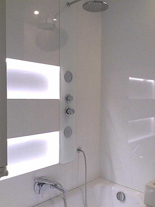 1 kludi balance biala armatura lazienka white faucet bathroom projektowanie wnetrz interior design minimalizm nowoczesne mieszkanie