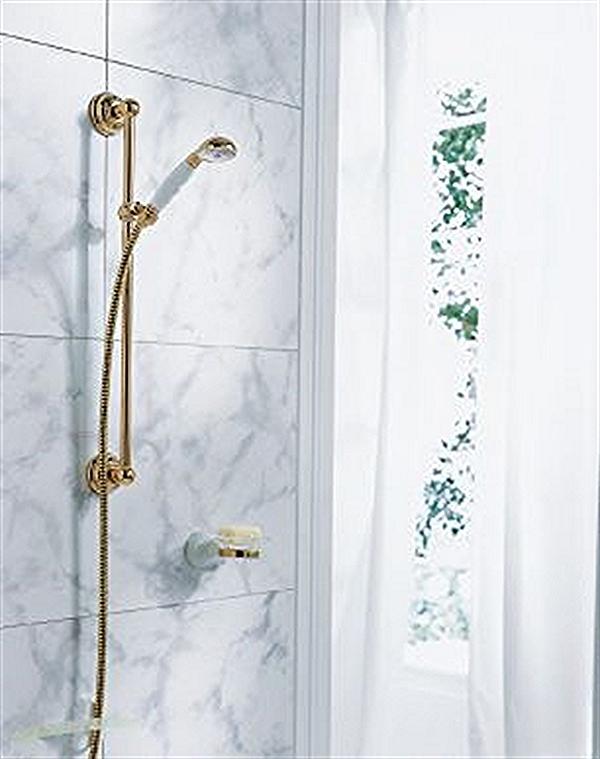 13 Adlon zloty kran golden fitting kludi balance biala armatura lazienka white faucet bathroom projektowanie wnetrz interior design minimalizm nowoczesne mieszkanie