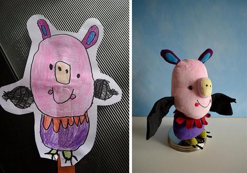 11_Childs_Own_Studio_toys_sewn_after_kids_drawings_zabawki_dla_dzieci_dzieciece_rysunki_diy_dla_dzieci_diy_for_chldren