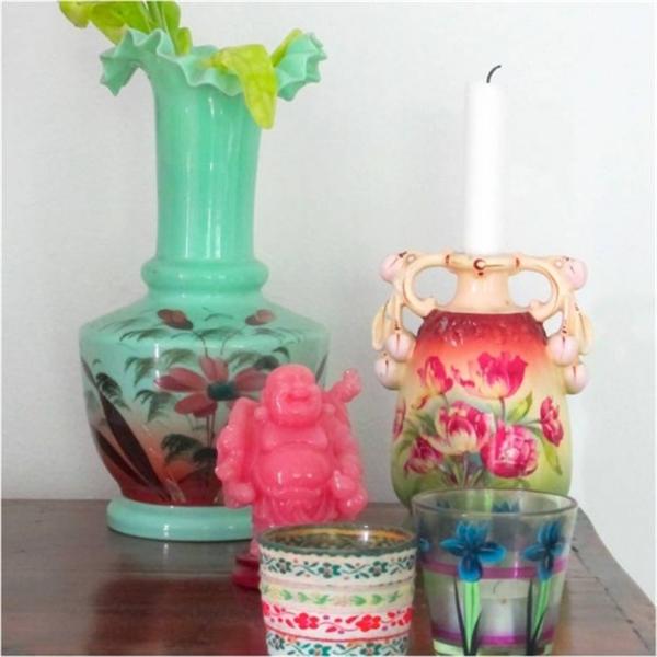12 Charlotte Gueniau interior design home decorating residential colorful apartment kolory w mieszkaniu skandynawia mieszanie stylow w domu projektowanie wnetrz