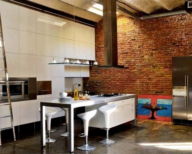 12_industrial_home style interior_design_styl industrialny nowoczesne mieszkanie projektowanie wnetrz