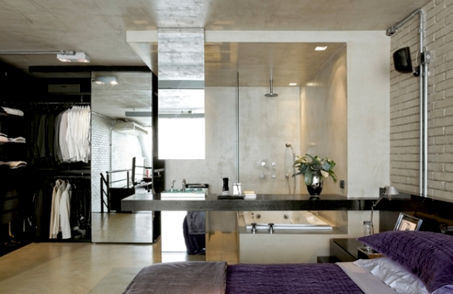 15_industrial_home style interior_design_styl industrialny nowoczesne mieszkanie projektowanie wnetrz