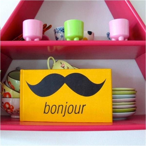 17 Charlotte Gueniau interior design home decorating residential colorful apartment kolory w mieszkaniu skandynawia mieszanie stylow w domu projektowanie wnetrz
