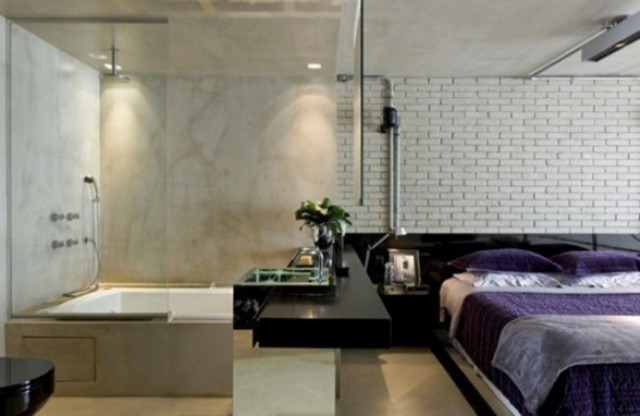 18_industrial_home style interior_design_styl industrialny nowoczesne mieszkanie projektowanie wnetrz