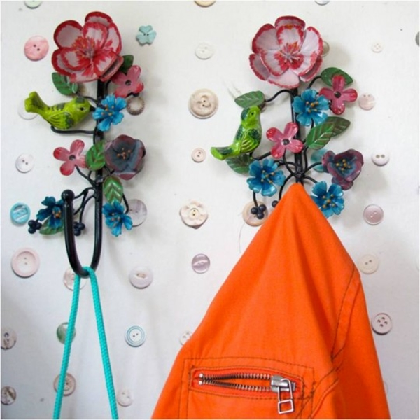20 Charlotte Gueniau interior design home decorating residential colorful apartment kolory w mieszkaniu skandynawia mieszanie stylow w domu projektowanie wnetrz