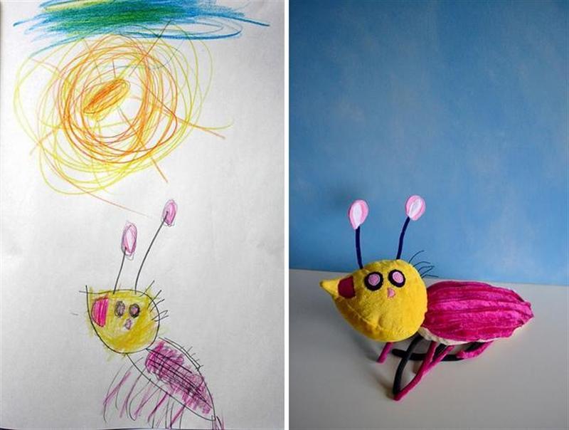 2_Childs_Own_Studio_toys_sewn_after_kids_drawings_zabawki_dla_dzieci_dzieciece_rysunki_diy_dla_dzieci_diy_for_chldren