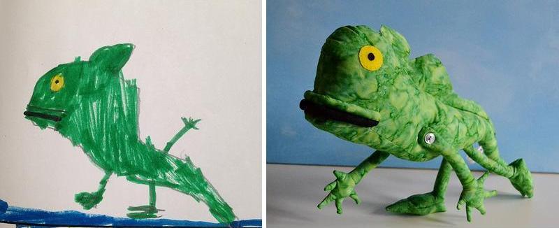 5_Childs_Own_Studio_toys_sewn_after_kids_drawings_zabawki_dla_dzieci_dzieciece_rysunki_diy_dla_dzieci_diy_for_chldren
