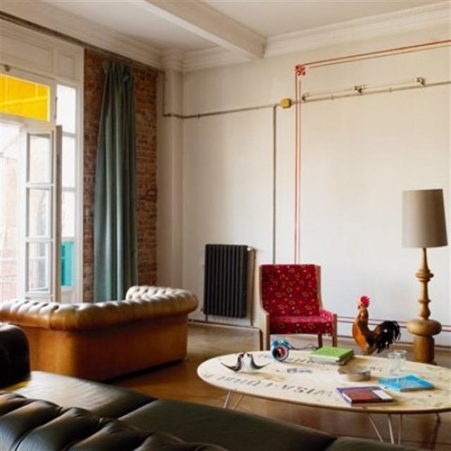 8_industrial_home style interior_design_styl industrialny nowoczesne mieszkanie projektowanie wnetrz