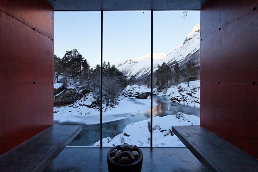 10 norway juvet landscape hotel norwegian architecture interior design niezwykle wnetrza styl skandynawski