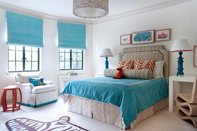 11 turquoise home ideas interior design colorful walls projektowanie wnetrz kolory w mieszkaniu niebieksie sciany alfresco porch decoration