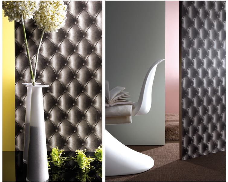 11_papierpeintcapitonne_de_Christophe_Koziel capitonne tufted tiles wallpaper luxurious home decor french interior design wloskie plytki nietypowe kafelki luksusowe tapety