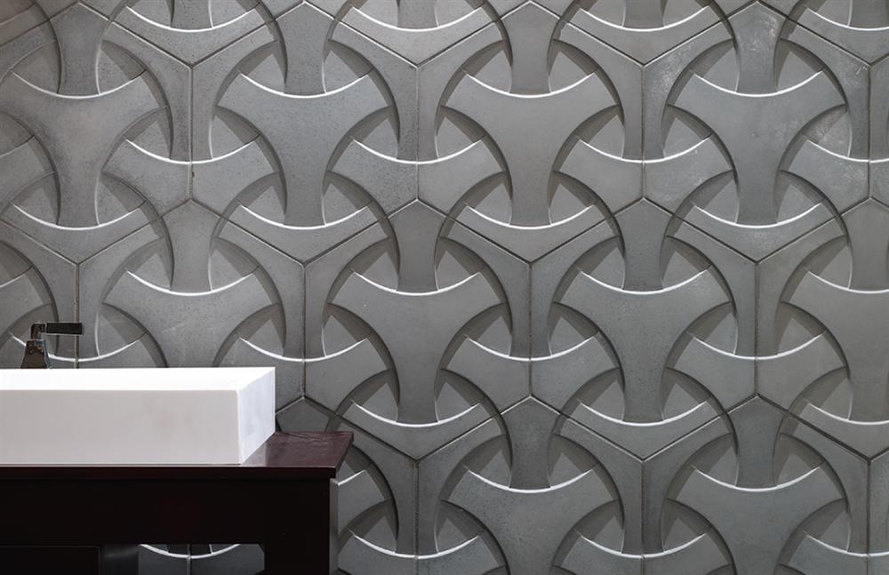 12 concrete tiles industrial interior design beton architektoniczny minimalizm betonowe plytki