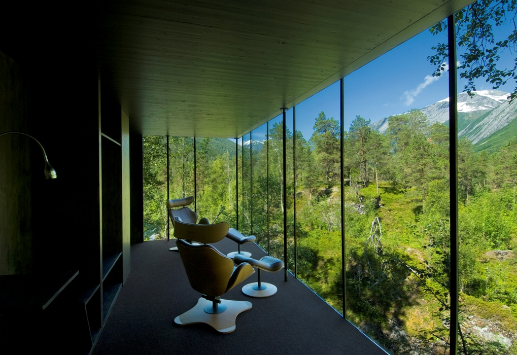 13 norway juvet landscape hotel norwegian architecture interior design niezwykle wnetrza styl skandynawski