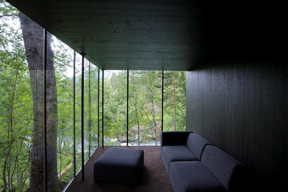 14 norway juvet landscape hotel norwegian architecture interior design niezwykle wnetrza styl skandynawski