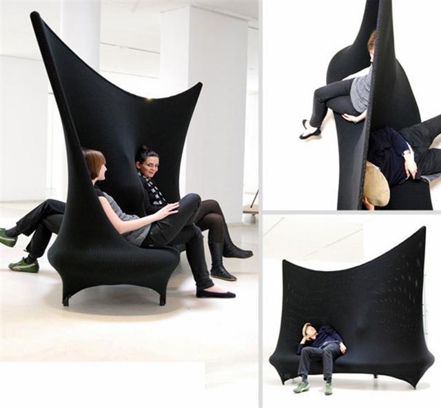 14_Sofa_Wallfa_by_Jordi_Kanudas furniture for social events interior design funny chairs living room nietypowe meble wersalka meble do salonu