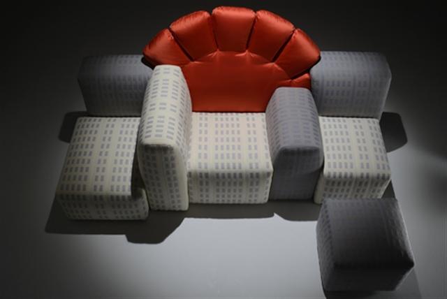 16 Tramonto a New york 1980 by Cassina, 2012 by Gaetano Pesce's Office italian furniture interior design home decor wloskie meble luksusowe projektowanie wnetrz