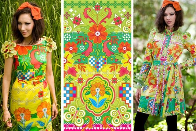 16_Catalina_Estrada ethnic wallpaper interior design etniczne wnetrza styl boho