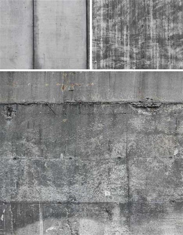 17 concrete tiles industrial interior design beton architektoniczny minimalizm betonowe plytki tapeta imitujaca beton