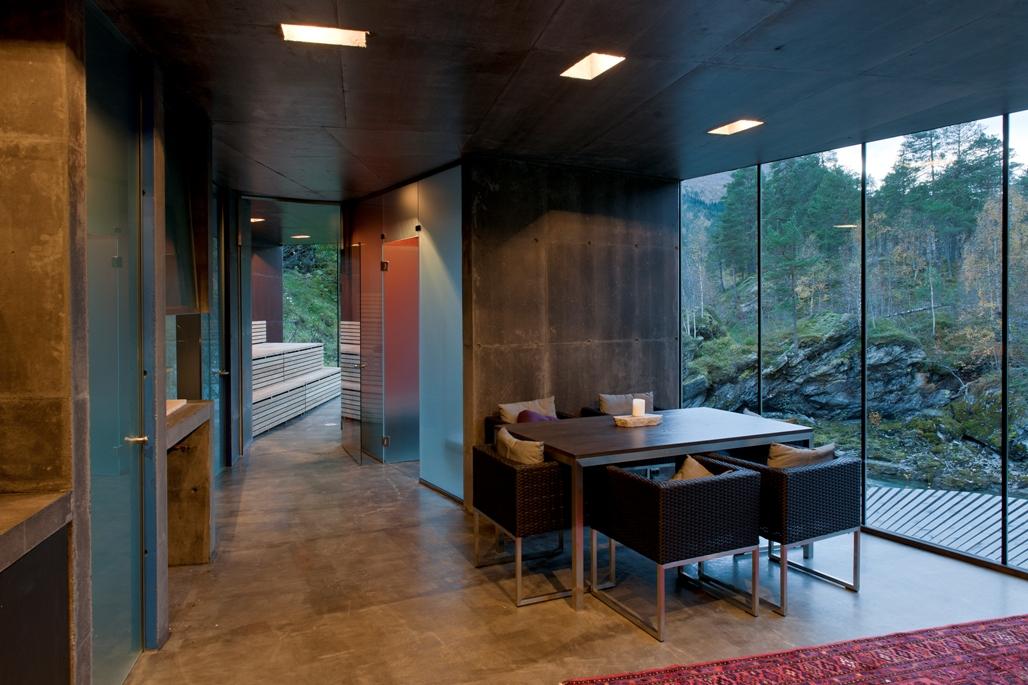 17 norway juvet landscape hotel norwegian architecture interior design niezwykle wnetrza styl skandynawski