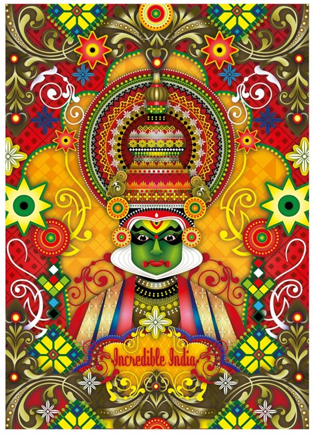 28_Catalina_Estrada ethnic wallpaper interior design etniczne wnetrza styl boho