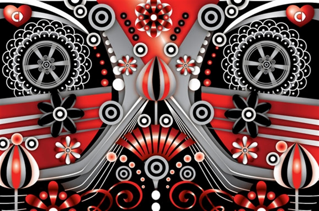 30_Catalina_Estrada ethnic wallpaper interior design etniczne wnetrza styl boho