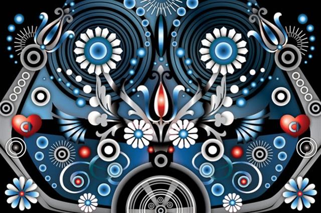 32_Catalina_Estrada ethnic wallpaper interior design etniczne wnetrza styl boho