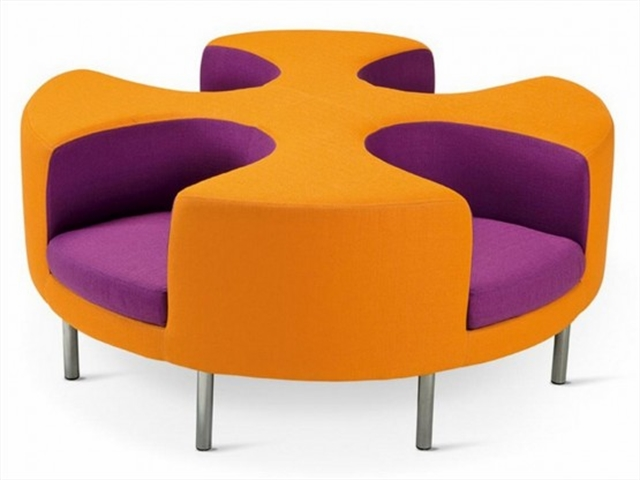 4 furniture for social events interior design funny chairs living room nietypowe meble wersalka meble do salonu