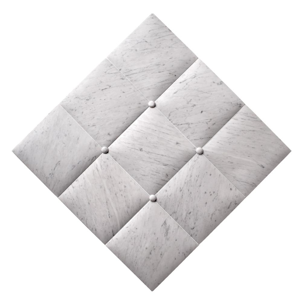 4_Cuscini_Tiles_by_Ron_Giladcapitonne tufted tiles luxurious home decor interior design wloskie plytki nietypowe kafelki luksusowe