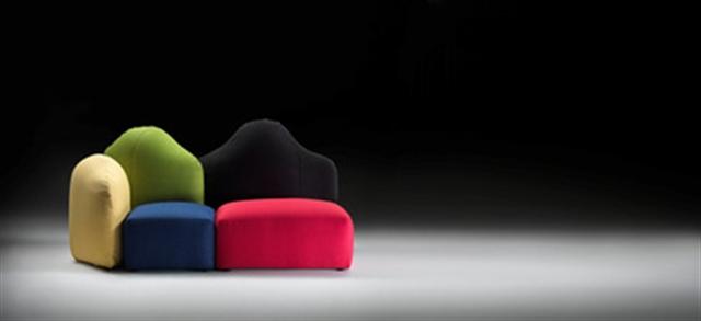 5 Gaetano Pesce colorado 2009 Meritalia furniture interior design wloskie meble luksusowe